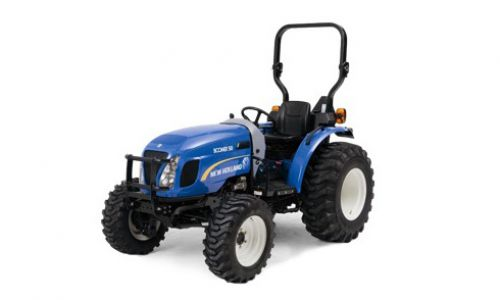 New Holland BOOMER 30-50