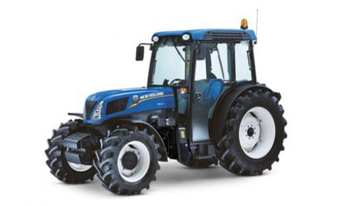 New Holland T4 F