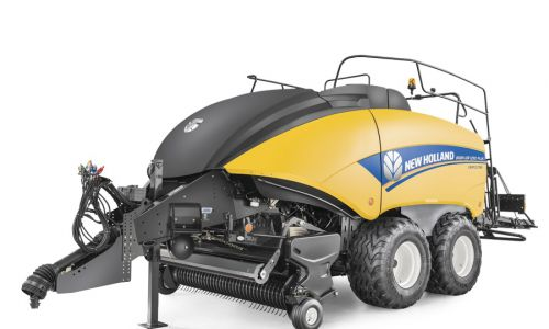 New Holland BIGBALER PLUS
