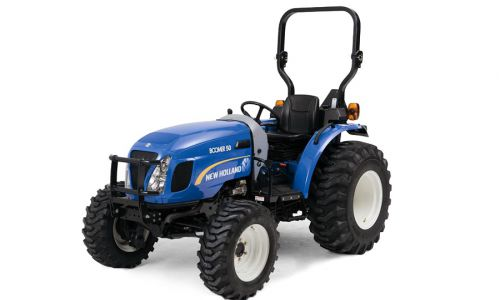 New Holland BOOMER 20-50