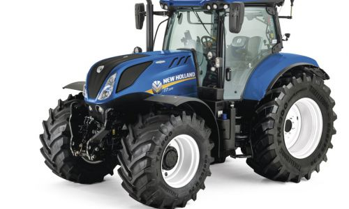 New Holland T7 SWB - TIER 4B