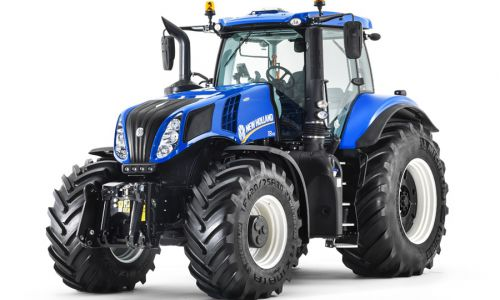 New Holland T8 - TIER 4B