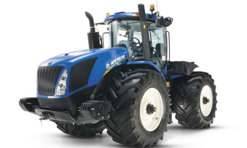 New Holland T9 - TIER 4A