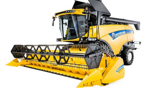 New Holland CX5 & CX6