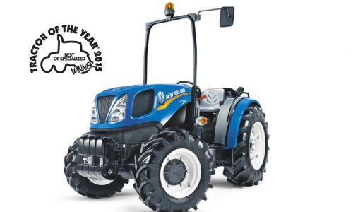 New Holland T3.F